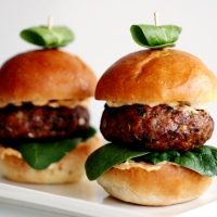 Sliders with a Sizzle