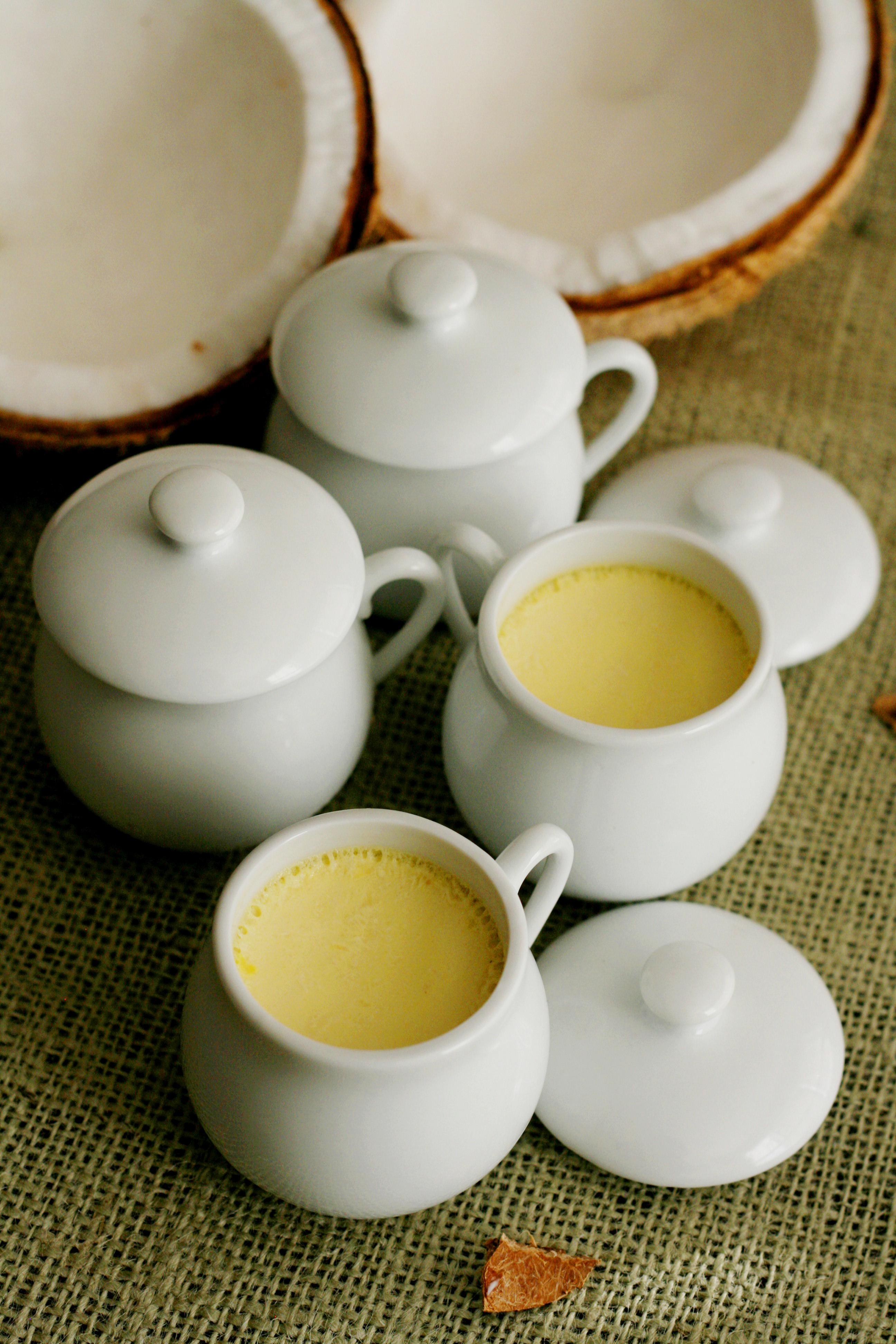... de creme pot de creme cups creme pots de creme a l orange yuzu pots de