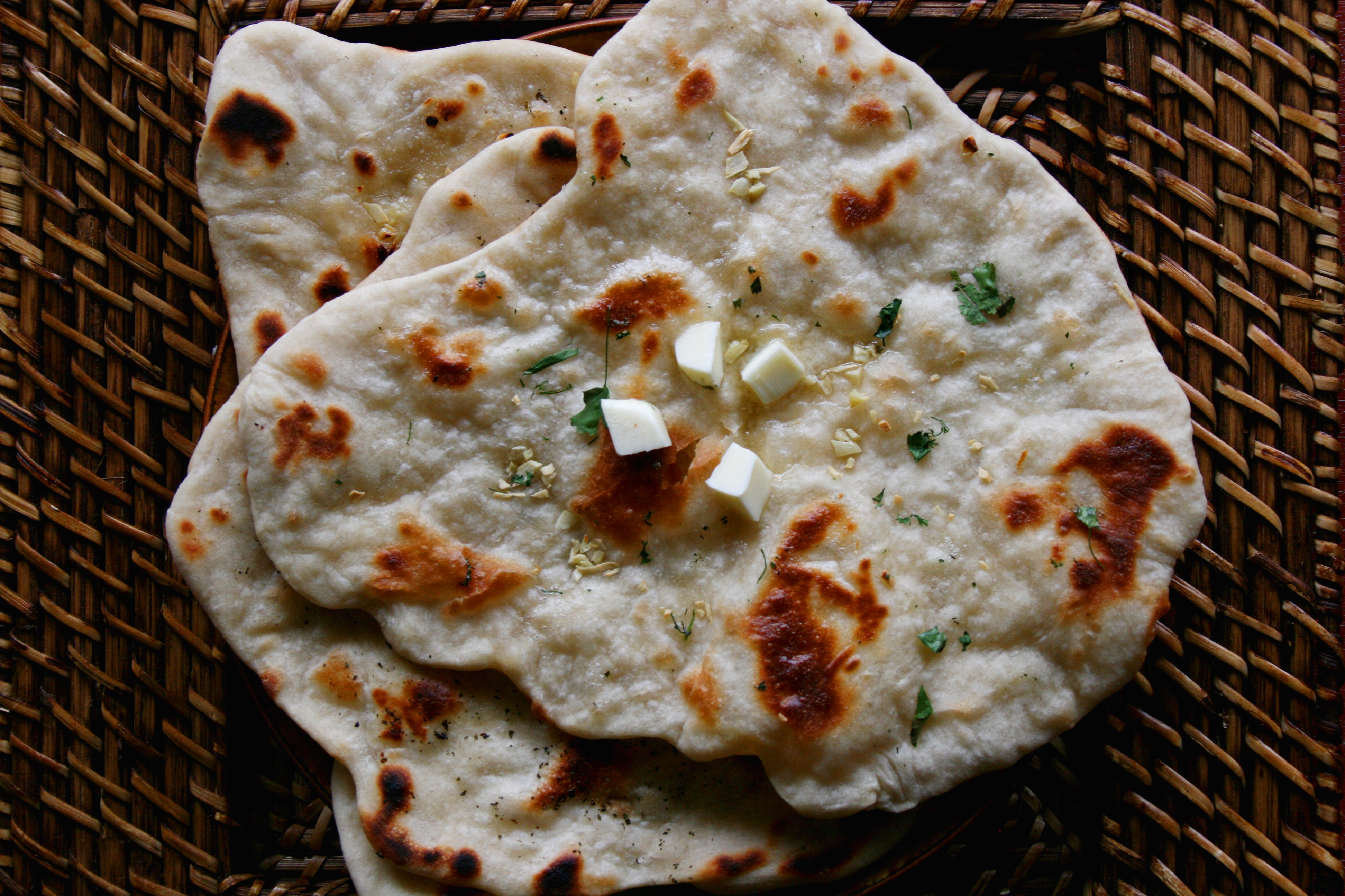Naan…Indian Flatbread | Can't live without…